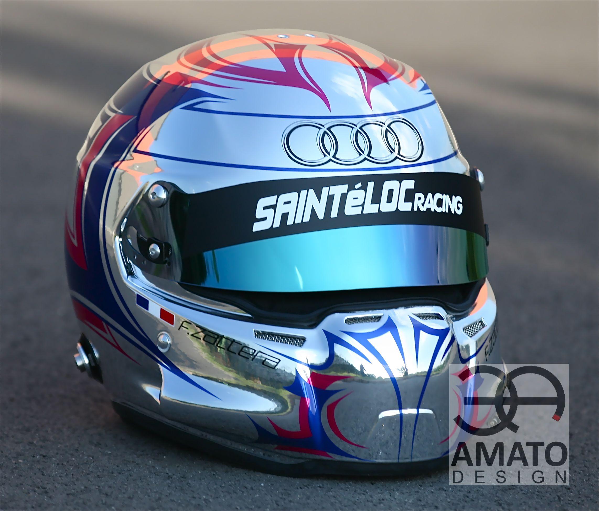 CASQUE FRANCK ZATTERA - GT TOUR 2013