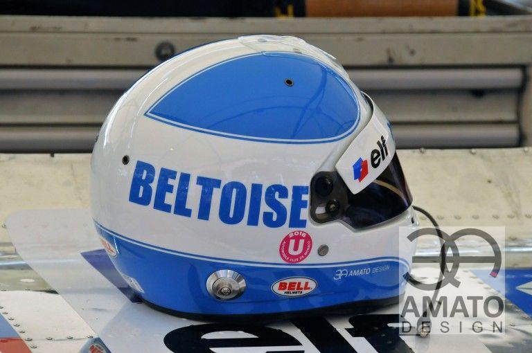 Casque A. BELTOISE GP Monaco
