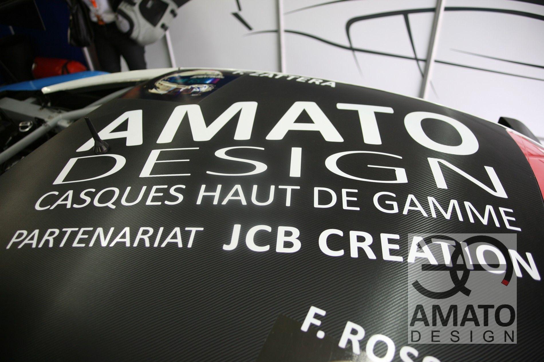 Amato Design - GT TOUR 2013
