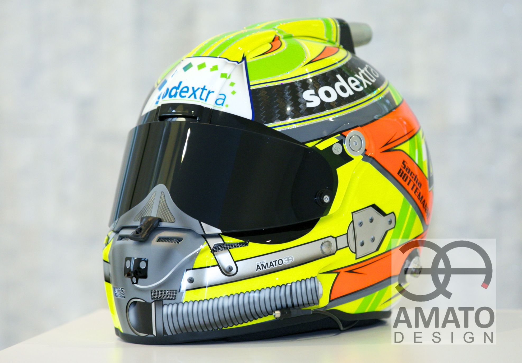 Casque de Sacha BOTTEMANNE AMATO DESIGN