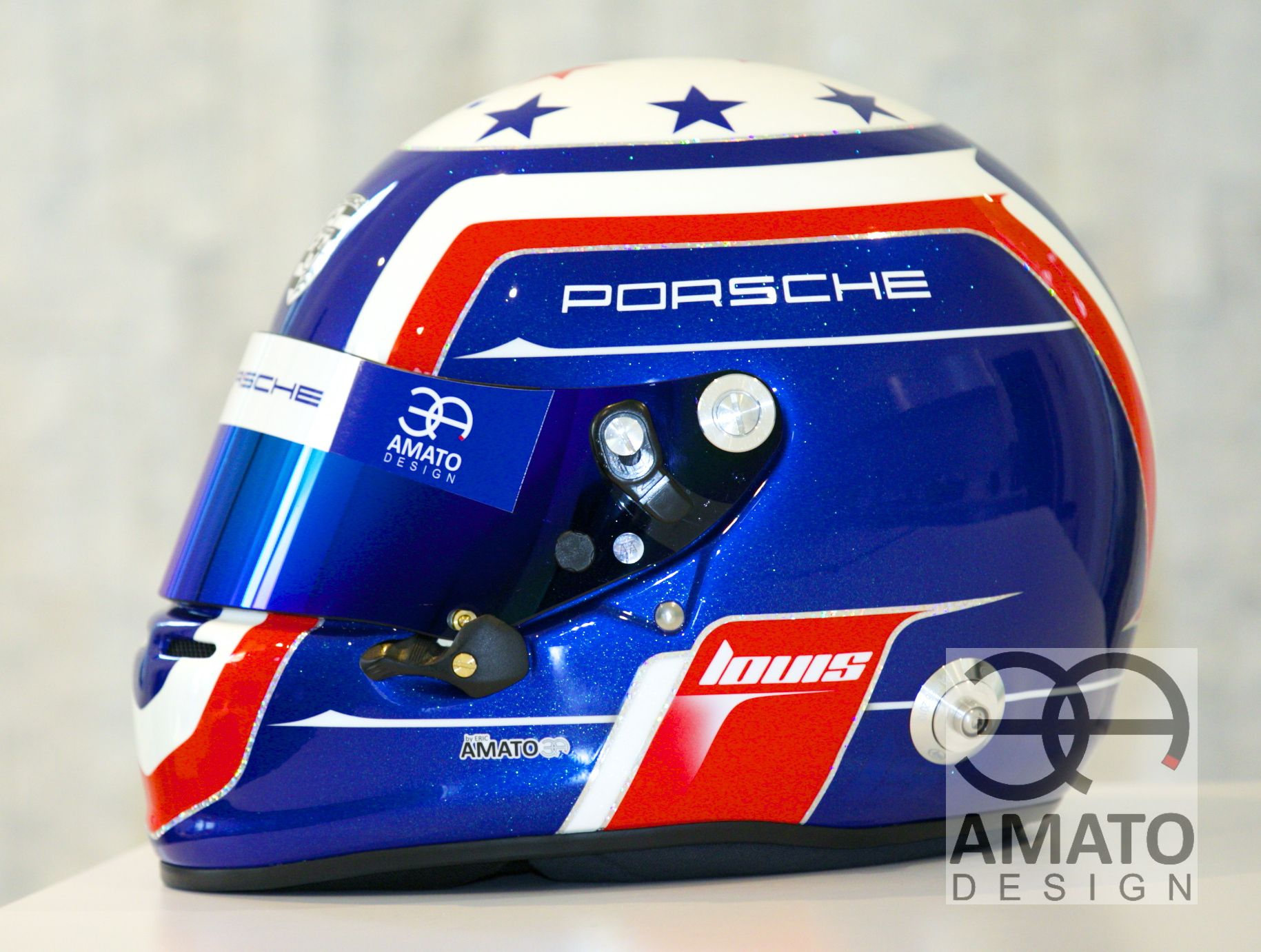 Casque AMATO DESIGN Louis S